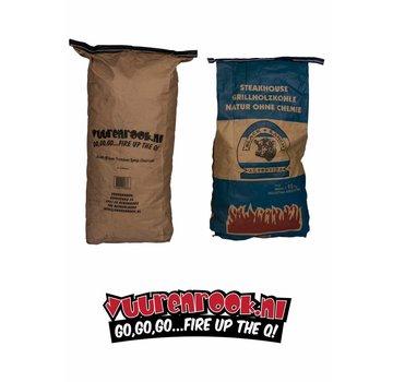 Vuur&Rook BBQ Fuel Combo