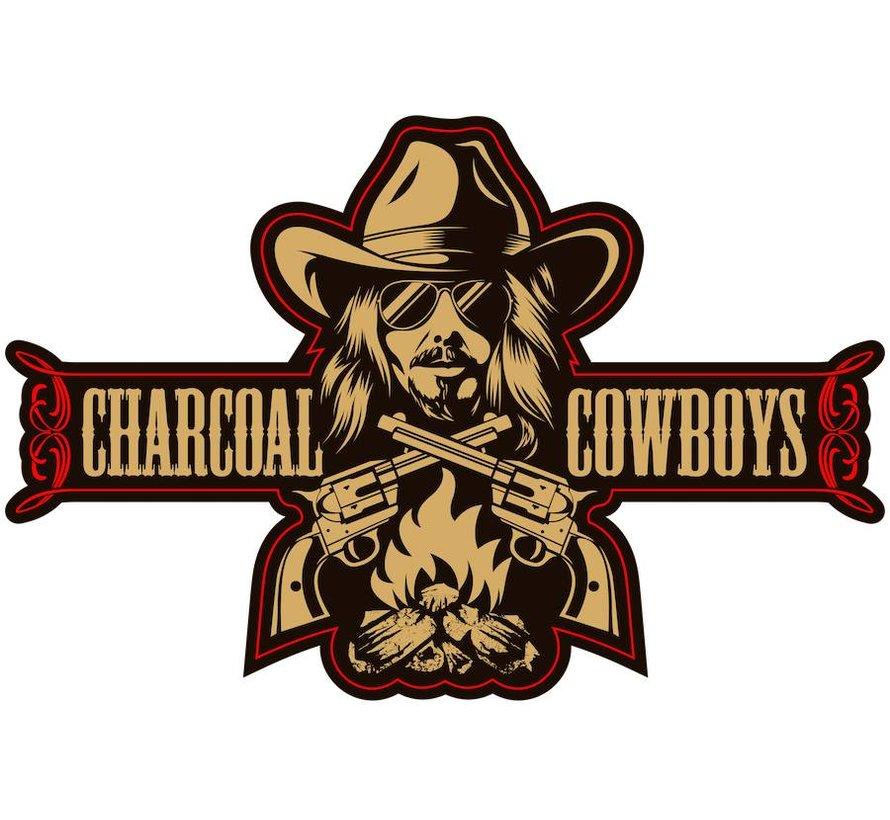 Cowboys Quebracho Blanco Lump Charcoal 15 kg