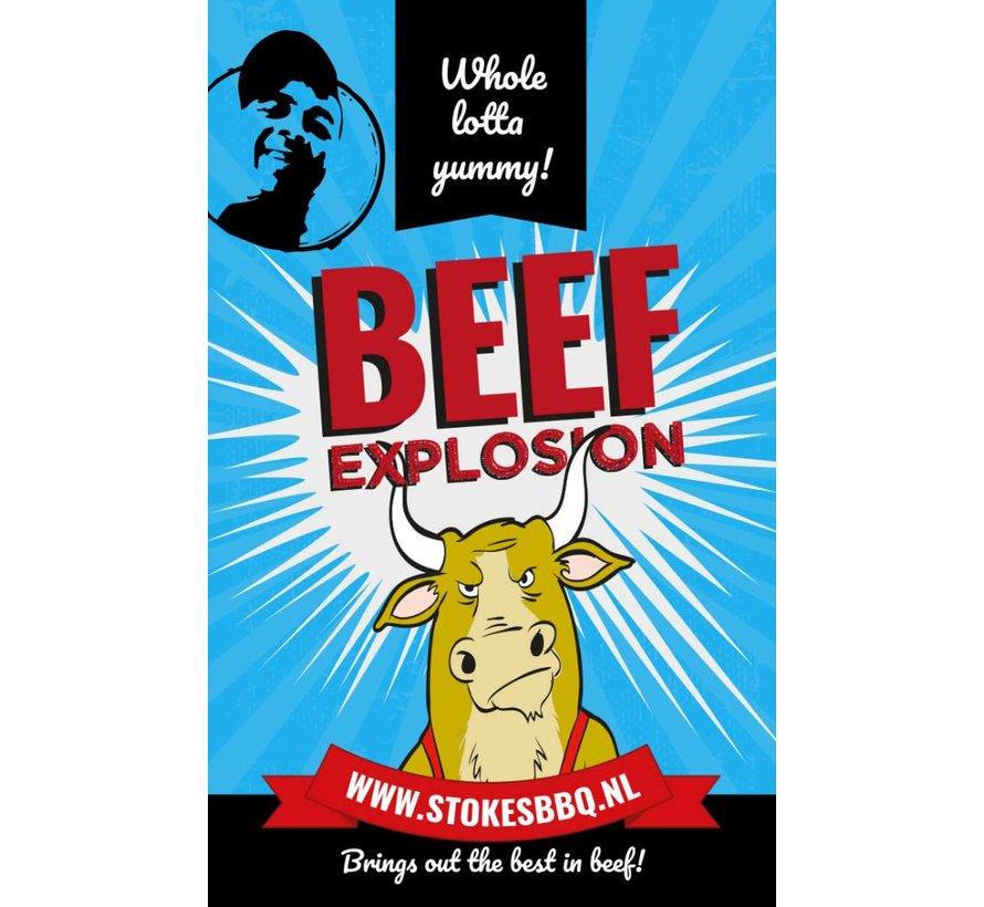 Serial Grillaz Beef EXPLOSION 300 gram