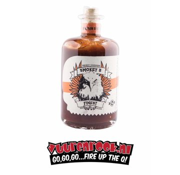 Smokey Goodness Smokey Goodness: Smokey's Finest Premium BBQ Saus 500 ml