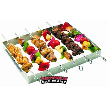 Grillpro Grillpro Stainless Steel Shish Kebab Set