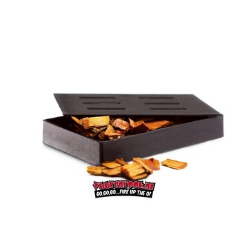 Grillpro GrillPro Cast Iron Smoker Box