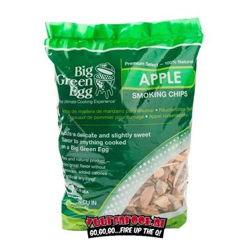 Big Green Egg Big Green Egg Apple Smoke Chips 700 Gramm