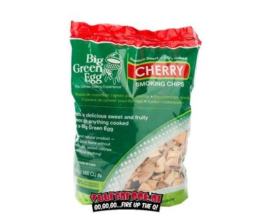 Big Green Egg Big Green Egg Cherry Smoke Chips 700 Gramm