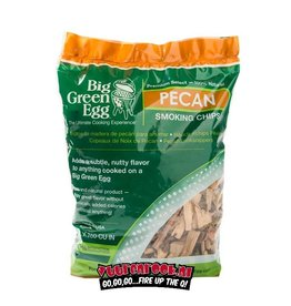Big Green Egg Big Green Egg Pecan Smoke chips 600 grams