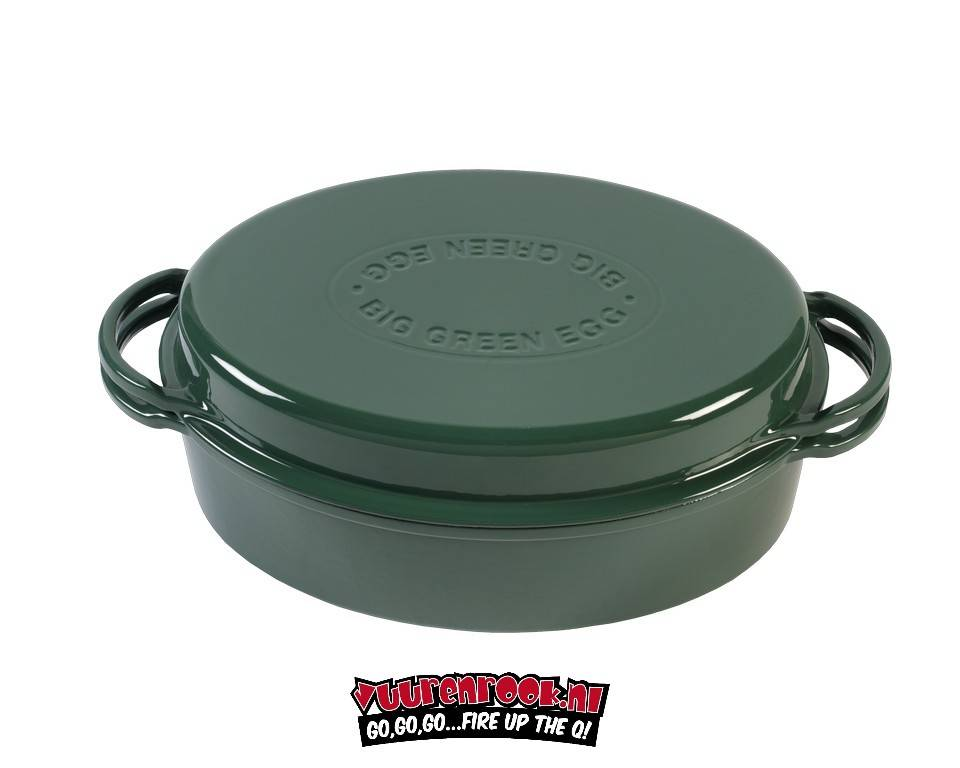 Big Green Egg Big Green Egg  Dutch Oven Oval