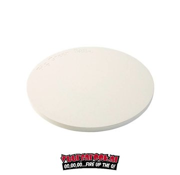 Big Green Egg Big Green Egg Pizza Stone Medium