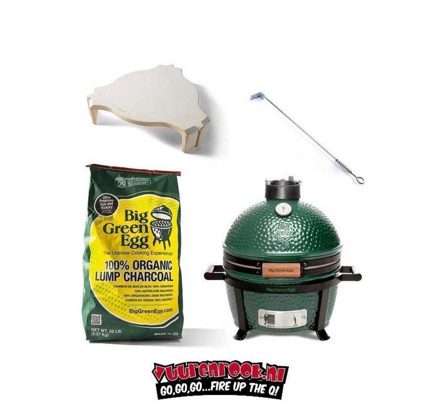 Big Green Egg MiniMax Werbepaket!