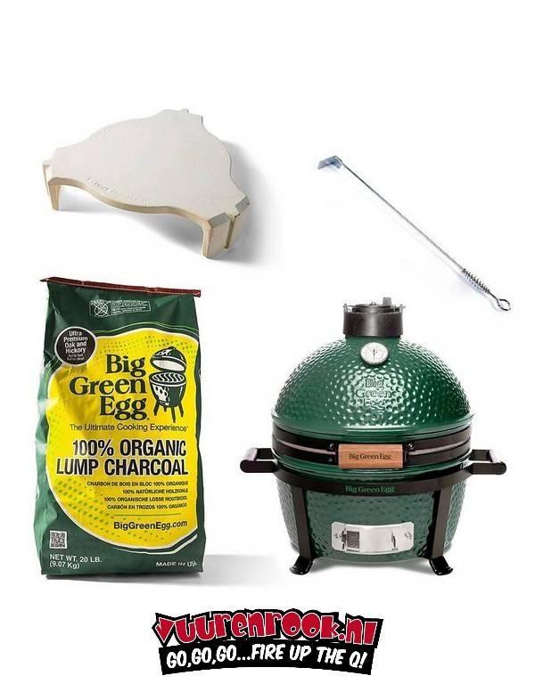 Big Green Egg Big Green Egg MiniMax Aktionspaket!