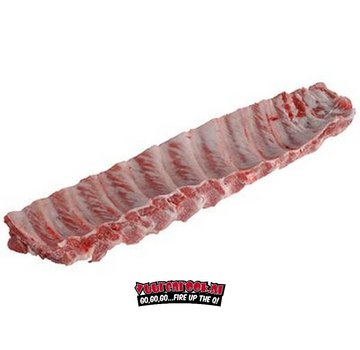 Home Made Dutch Spare Ribs Thick Strand 900 gram