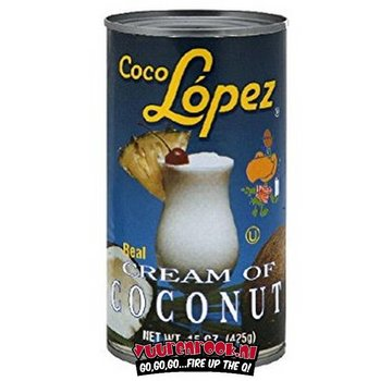 Coco Lopez Coco Lopez Cream or CocoNut