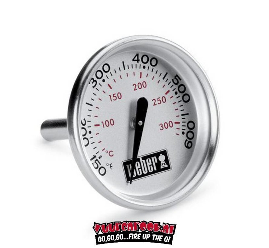 Weber Dome/Deksel Thermometer 45mm