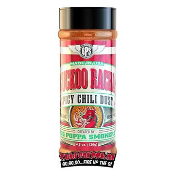 Big Poppa Smokers Big Poppa Smokers Chuckoo Racha 4,8oz
