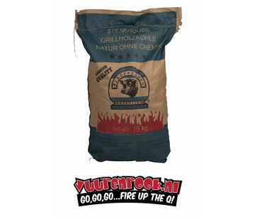 Black Ranch Black Ranch Red Quebracho (Argentinien) Holzkohle 10 kg