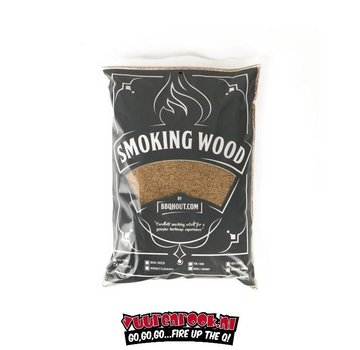 BBQHout.com BBQHout.com Appel Rookmot 1 kilo