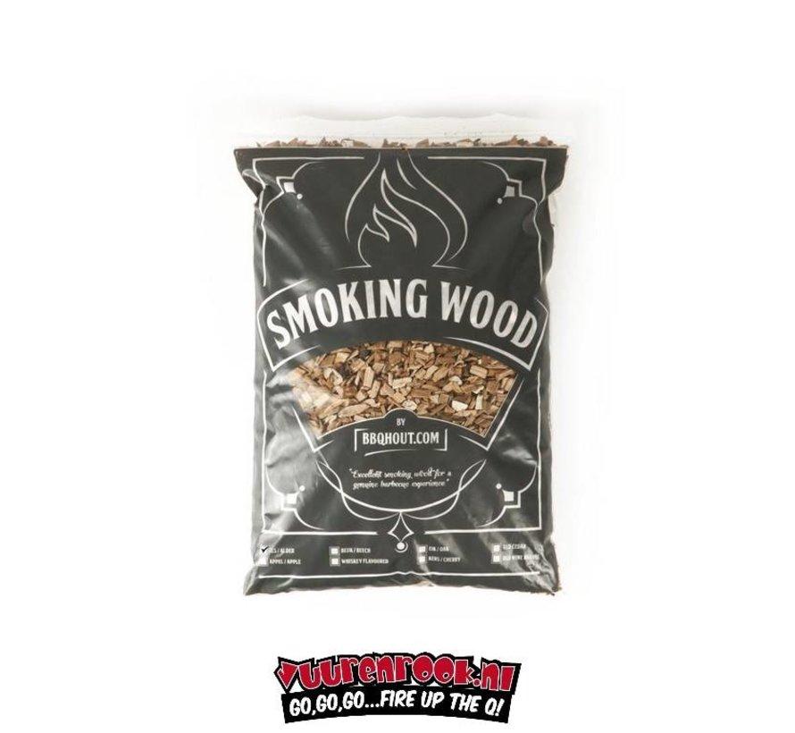 BBQHout.com Alder Rookchips 1 kilo