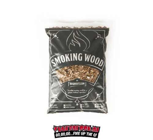 BBQHout.com BBQHout.com Apple Smoking Chips 1 Kilo