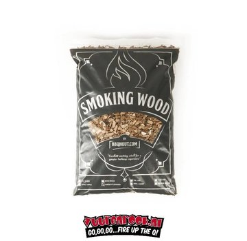 BBQHout.com BBQHout.com Whiskey Smoking chips 1 kilo