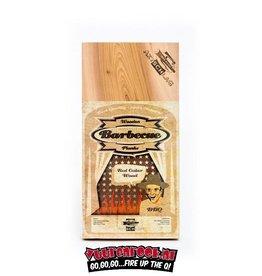 Axtschlag Axtschlag Smoke Shelf Red Cedar XL 2st.