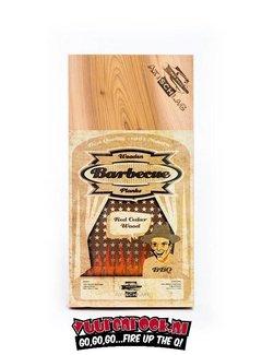 Axtschlag Axtschlag Rook Plank Red Cedar