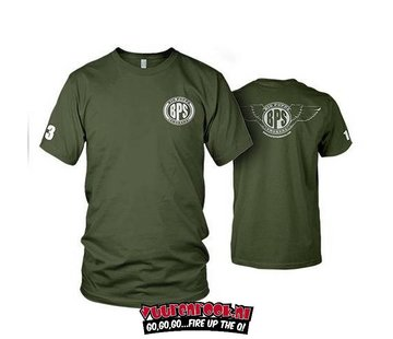Big Poppa Smokers Big Poppa Smokers Mobile Command T-Shirt Xtra-Large