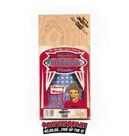 Axtschlag Axtschlag Rook Plank Cherry XL 2st.