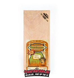 Axtschlag Axtschlag Rook Plank Alder XL 2 pieces