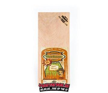 Axtschlag Axtschlag Rook Plank Alder XL 2 Stück