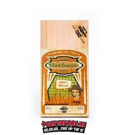Axtschlag Axtschlag Rook Plank Alder 3 Stück