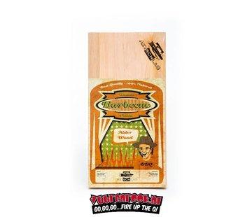 Axtschlag Axtschlag Rook Plank Alder 3 pieces