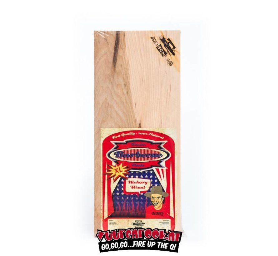 Axtschlag Rook Plank Hickory XL 2 Stück
