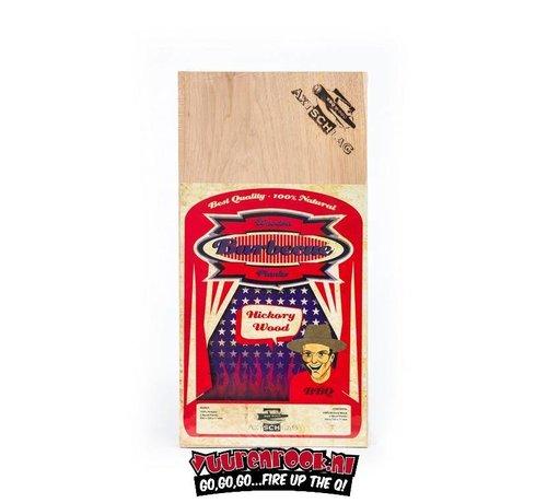 Axtschlag Axtschlag Rook Plank Hickory 3 stuks