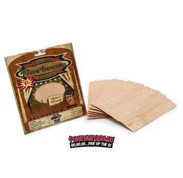 Axtschlag Axtschlag Wood Papers Alder XL 8 stuks