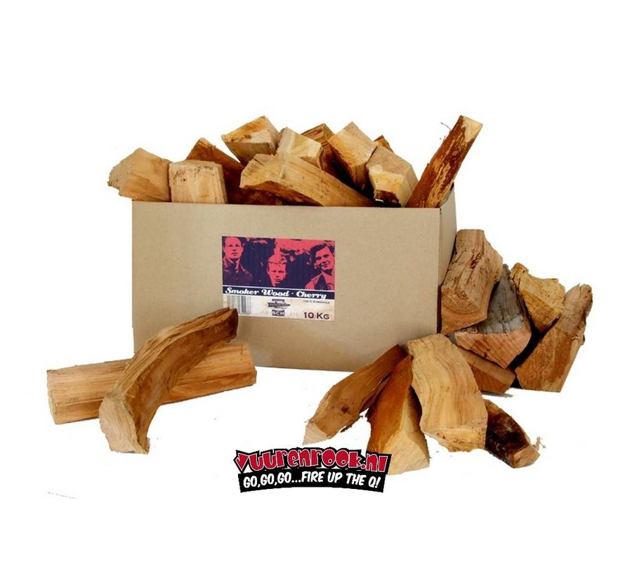 Axtschlag Cherry Sticks 10 Kilo