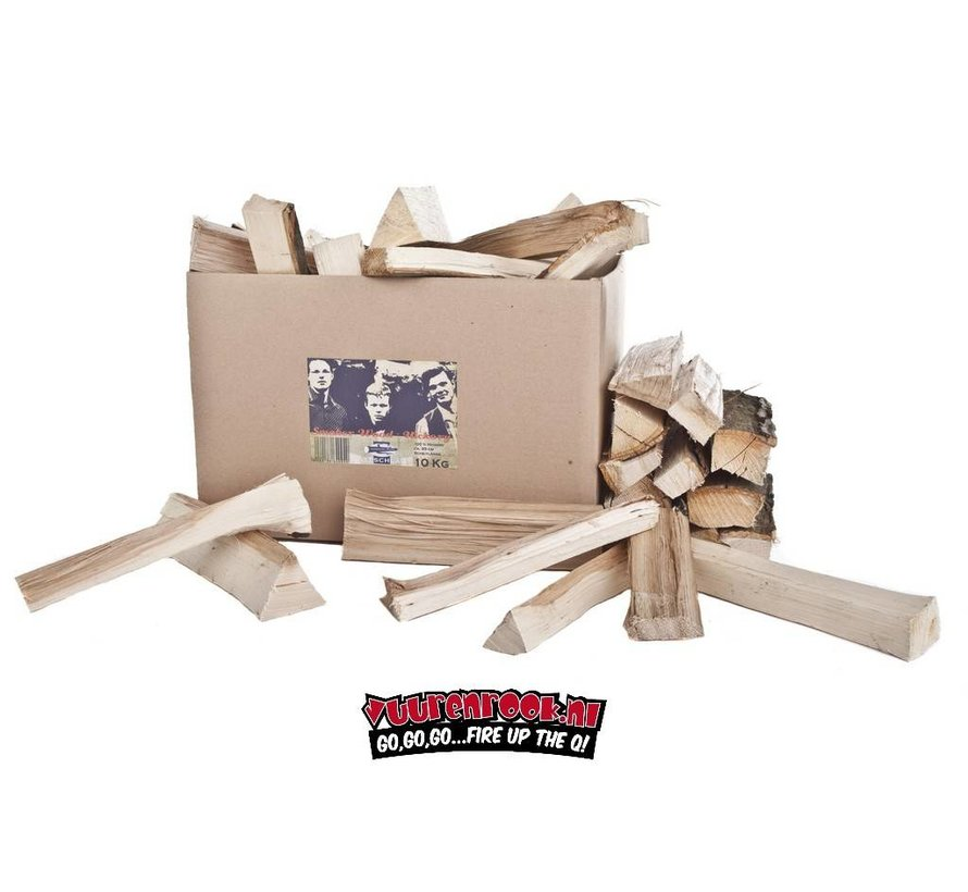 Axtschlag Hickory Sticks 10 Kilo