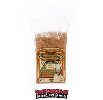 Axtschlag Axtschlag Alder Rookmeel 1 kilo