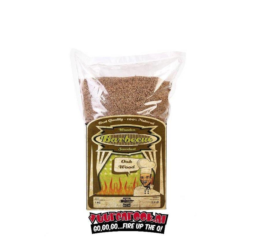 Axtschlag Eiken Rookmeel 1 kilo