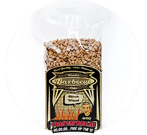 Axtschlag Axtschlag Birch Rookchips 1 kilo