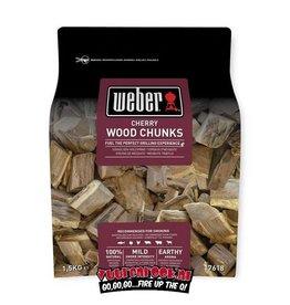 Weber Weber Kersen Chunks 1,5 kilo
