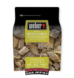 Weber Weber Apple Chunks 1,5 Kilo