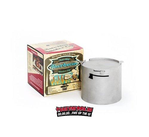 Axtschlag Axtschlag Heavy Duty RVS Smoker Pot