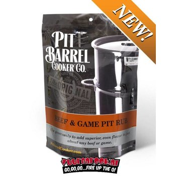 Pit Barrel Cooker Pit Barrel Cooker Beef and Game Rub 2.5 LB / 1134 grams