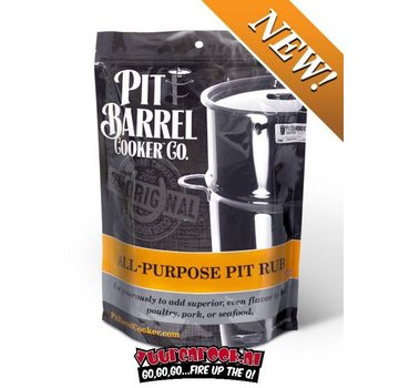Pit Barrel Cooker Pit Barrel Cooker All Purpose Pit Rub 2,5LB / 1134 gram