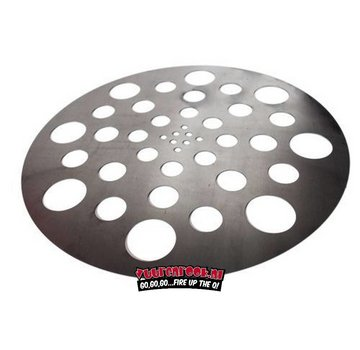 Gateway Drum Smokers Gateway Drum Smokers Heat Diffuser Plate 55 Gallon