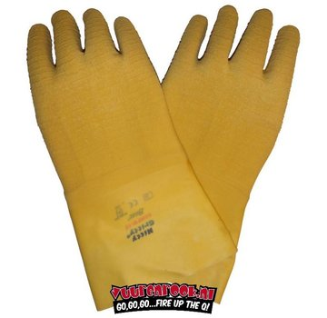 Pulled Pork Gloves. The one and only Nitty Gritty's