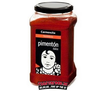 Carmencita Carmencita Pimenton Dulce (geräuchertes Paprikapulver)