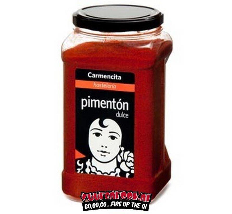 Carmencita Pimenton Dulce (Gerookt Paprika Poeder)