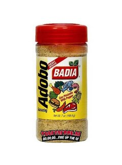 Badia Badia Adobo Seasoning With Pepper