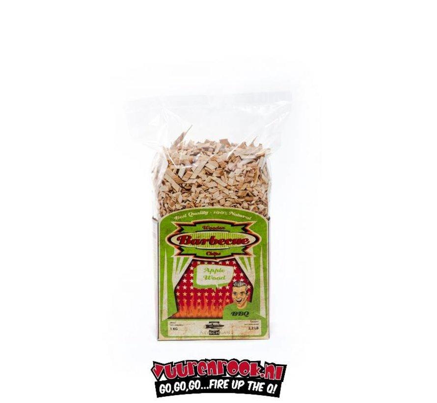 Axtschlag Appel Rookchips 1 kilo