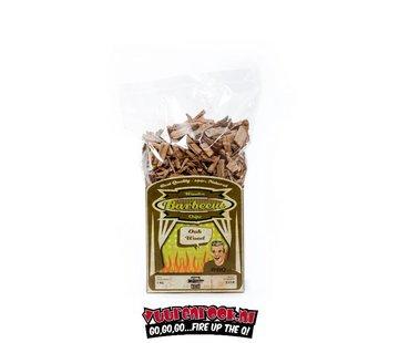 Axtschlag Axtschlag Eiken Rookchips 1 kilo